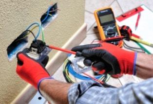 service de référencement électricien